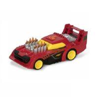 Hot Wheels Flame Thrower Car