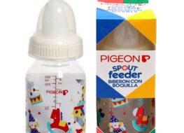Pigeon feeding bottles
