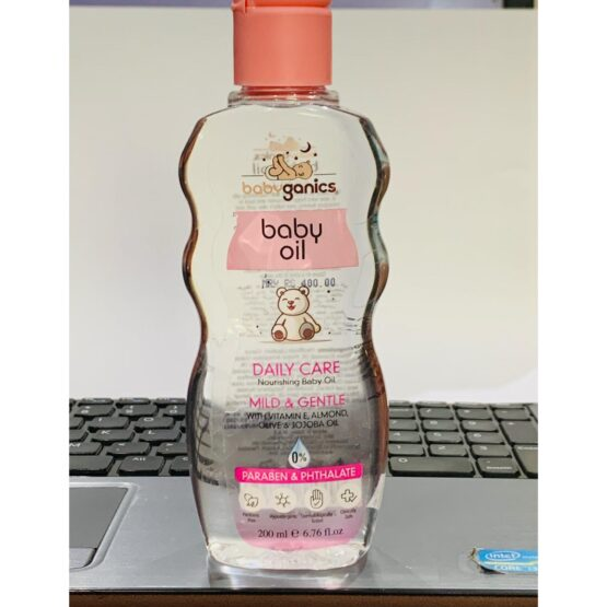 Babyganics Baby Oil