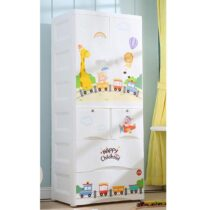 Duytan White Plastic Cabinet TN-220