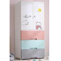 Duytan Multicolor Plastic Cabinet TN-230