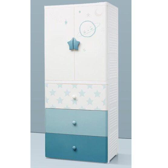 Duytan Multicolor Plastic Cabinet TN-410