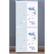 Duytan Multicolor Plastic Cabinet TN-460