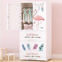 Duytan Multicolor Plastic Cabinet TN-470