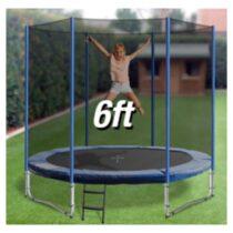 Safest 06 Foot Trampoline