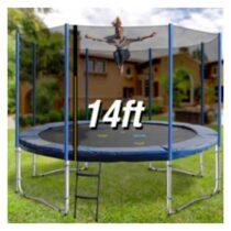Safest 14 Foot Trampoline