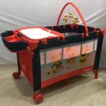 Infantes Baby Playpen With Napper And Changer