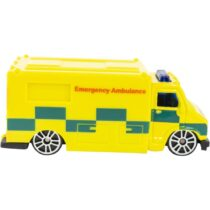Maisto Die Cast Emergency Ambulance