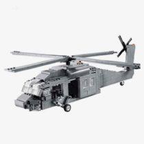 Jisi Helicopter Blocks 562pcs