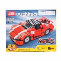 Jisi Architect Car Blocks