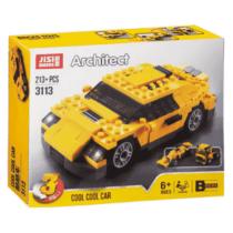 Jisi Architect 3 In 1 206pcs Blocks