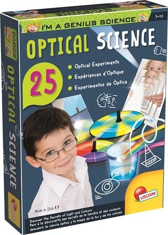 Lisciani I'M Genius Optical Science