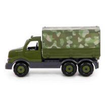 Polesie Gigant Military Canvas Truck