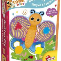 Lisciani Carotina Baby Plus Butterfly Shapes & Colors