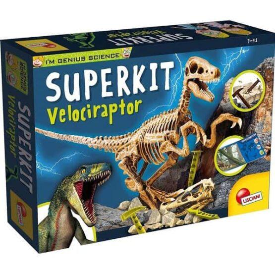 Lisciani Science Super Kit Velociraptor
