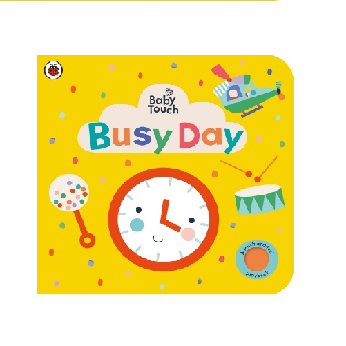 Baby Touch: Busy Day