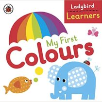 Ladybird Learners My First Colours