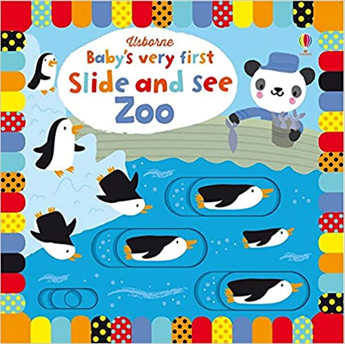 Baby's Very First Slide and See Zoo