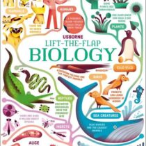 Usborne Lift-The-Flap Biology Board Book