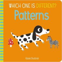 Which One Is Different? Patterns