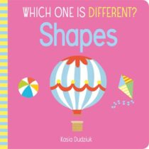 Which One Is Different? Shapes