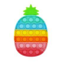 Pop It PushPop Bubble Fidget – Ananas