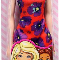 Barbie Doll in Flower Dress