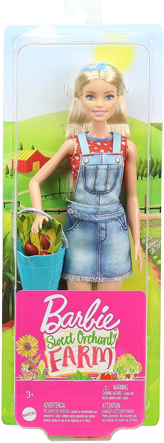 Barbie Sweet Orchard Farm Doll