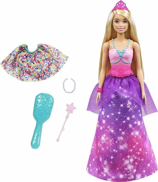 Barbie Soft Feature Princess 1