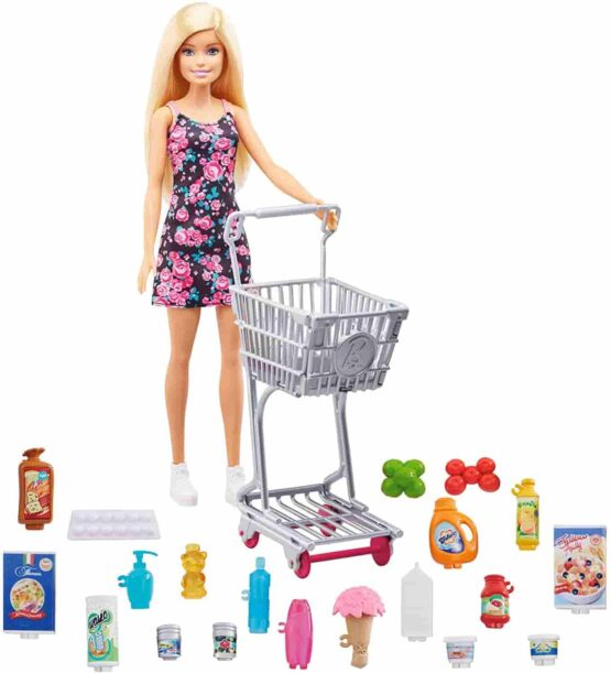 Barbie Shopping Time Doll